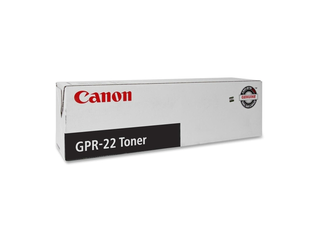 Canon GPR-22 Black Toner Cartridge
