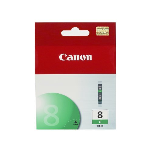 Canon CLI-8 Green Ink