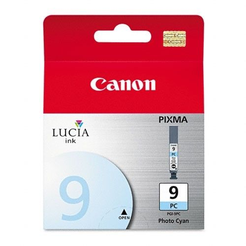 Canon PGI-9PC Photo Cyan Ink Tank