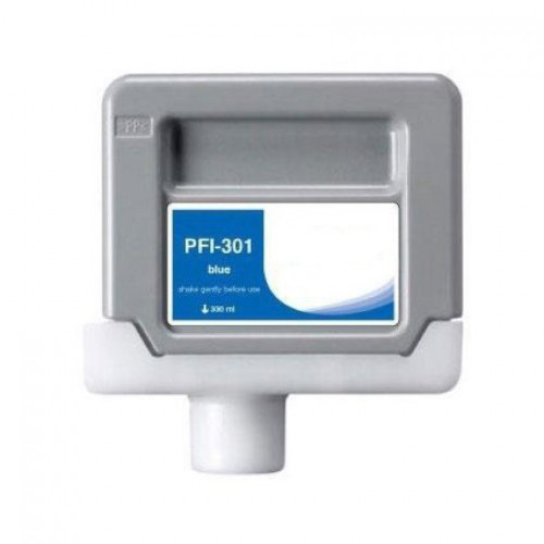 Canon PFI-301B Blue Ink Cartridge