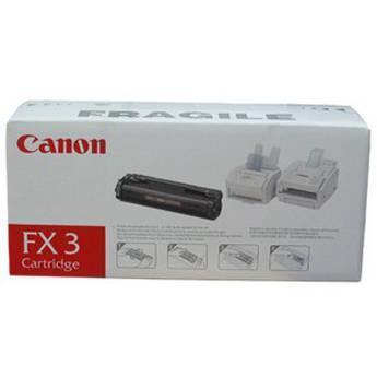 Canon FX-3 Black Toner Cartridge