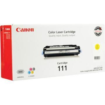 Canon CRG-111 Yellow Toner Cartridge