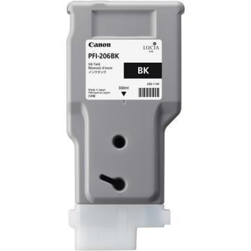 Canon PFI-206BK Black Ink Tank