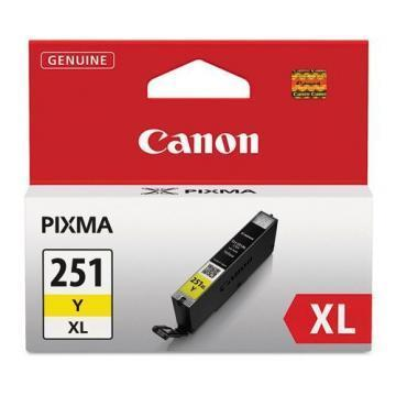 Canon CLI-251XL Yellow Ink Tank