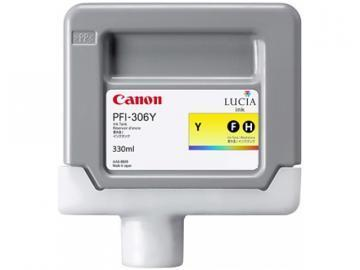 Canon PFI-306Y Yellow Ink Tank
