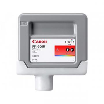 Canon PFI-306R Red Ink Tank