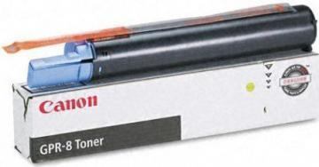 Canon GPR-8 Black Toner Cartridge