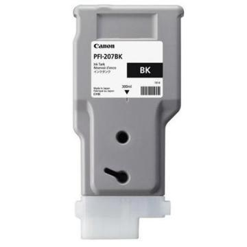Canon PFI-207BK Black Ink Cartridge