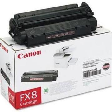 Canon FX-8 Black Toner Cartridge