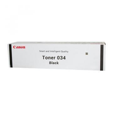 Canon 034 Black Toner Cartridge
