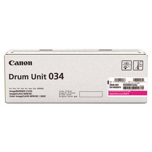 Canon 034 Drum Unit Magenta