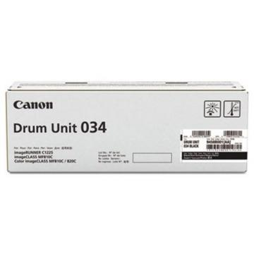 Canon 034 Drum Unit Black