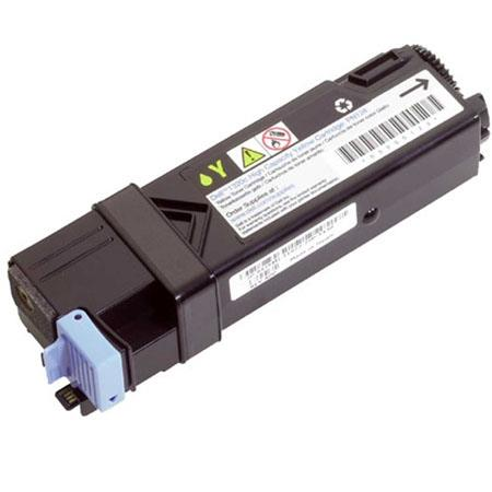 Dell FM066 Yellow Toner Cartridge (T108C)