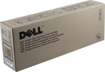 Dell GD900 Cyan Toner Cartridge (MD005)