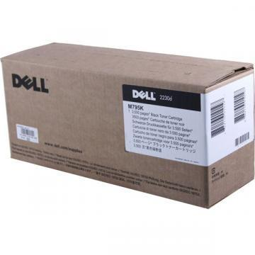 Dell M795K Black Toner Cartridge