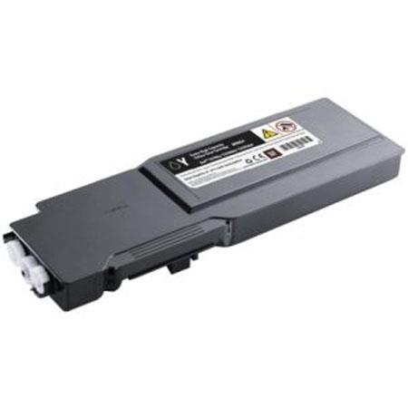 Dell MD8G4 Yellow Toner Cartridge (F8N91)
