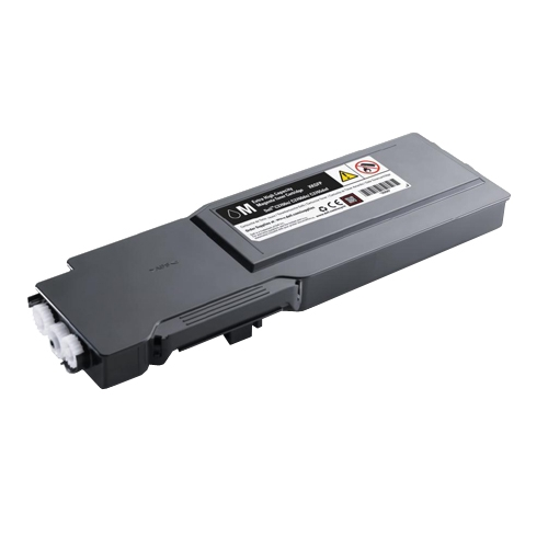 Dell XKGFP Magenta Toner Cartridge (40W00)