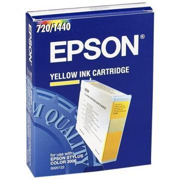 Epson 020 Yellow Ink Cartridge