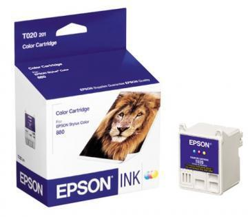 Epson 20 Color Ink Cartridge