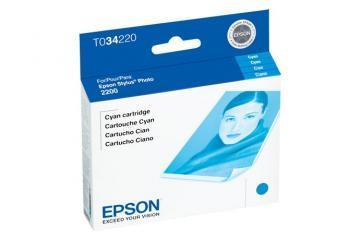 Epson 34 Cyan Ink Cartridge