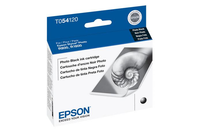 Epson 54 Photo Black Ink Cartridge