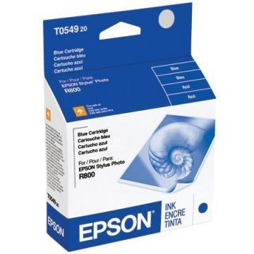 Epson 54 Blue Ink Cartridge