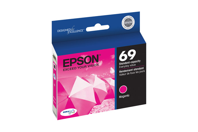 Epson 69 Magenta Ink Cartridge