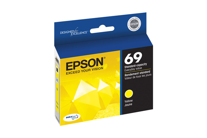 Epson 69 Yellow Ink Cartridge