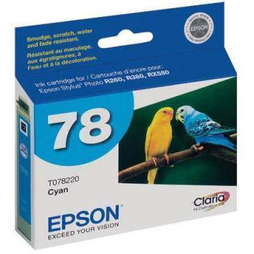 Epson 78 Cyan Ink Cartridge