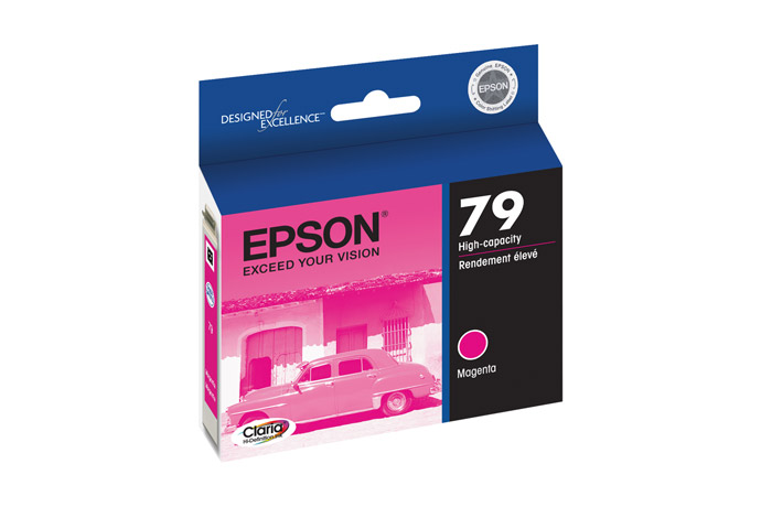 Epson 79 Magenta Ink Cartridge