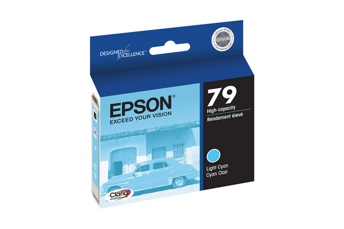 Epson 79 Light Cyan Ink Cartridge