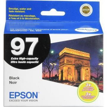 Epson 97 Black Ink Cartridge
