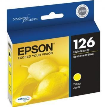 Epson 126 Yellow Ink Cartridge