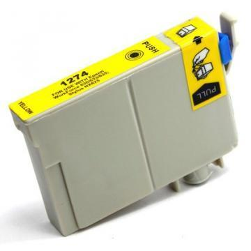 Epson 127 Yellow Ink Cartridge