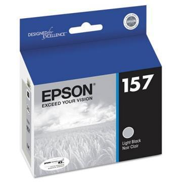 Epson 157 Light Black Ink Cartridge