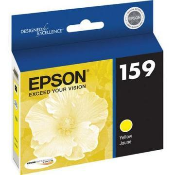 Epson 159 Yellow Ink Cartridge