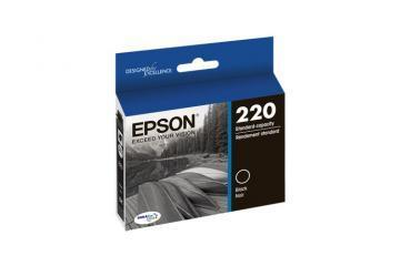 Epson DURABrite Ultra 220 Black Ink Cartridge