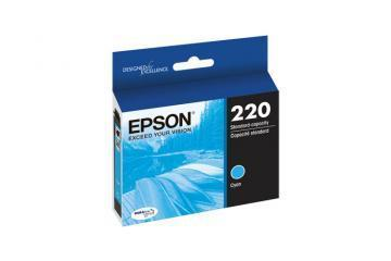 Epson DURABrite Ultra 220 Cyan Ink Cartridge