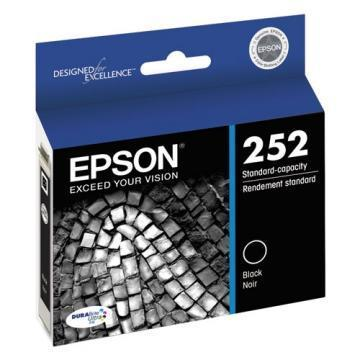 Epson DURABrite Ultra 252 Black Ink Cartridge