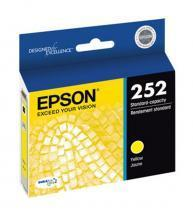 Epson DURABrite Ultra 252 Yellow Ink Cartridge