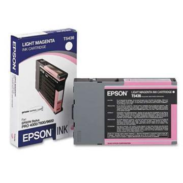 Epson 543 Light Magenta Ultrachrome Ink Cartridge