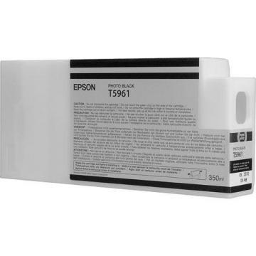 Epson T596100 Ultrachrome HDR Ink Cartridge: Photo Black