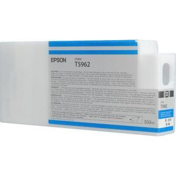 Epson T596200 Ultrachrome HDR Ink Cartridge: Cyan