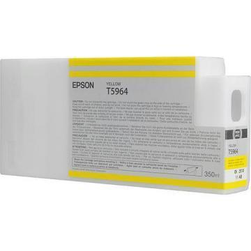 Epson T596400 Ultrachrome HDR Ink Cartridge: Yellow