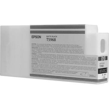 Epson T596800 Ultrachrome HDR Ink Cartridge: Matte Black