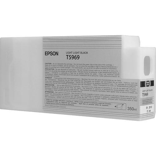 Epson T596900 Ultrachrome HDR Ink Cartridge: Light Light