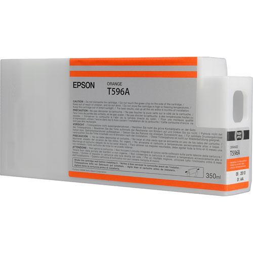 Epson T596A00 Ultrachrome HDR Ink Cartridge: Orange