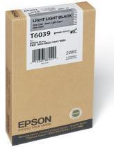 Epson UltraChrome K3 Light Light Black Ink Cartridge