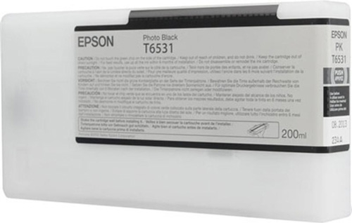 Epson T653100 Photo Black Ink Cartridge