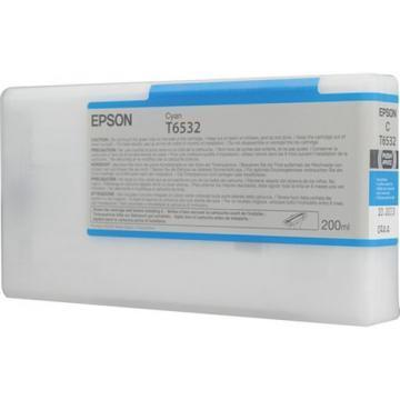 Epson T653200 Cyan Ink Cartridge